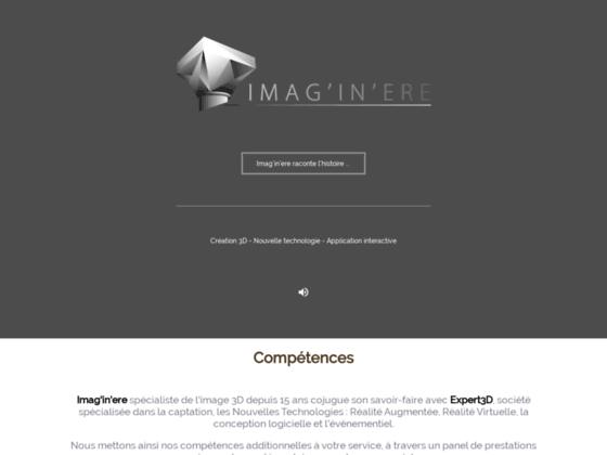 Imag-in-ere | infographiste 3D | patrimoine 3D  | studio 3D | architecture 3D | reconstitution 3D |