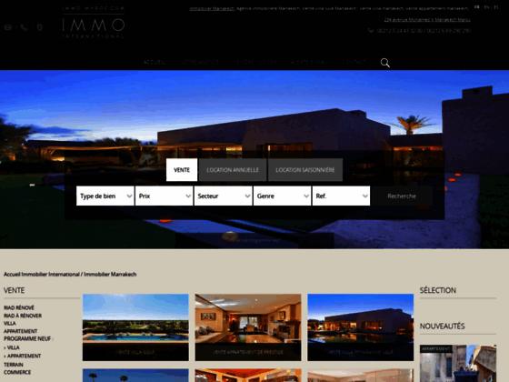 vente villa maroc