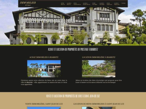 Immobilier de luxe : immobilier de prestige