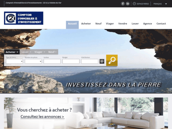 Agence immobilière Immobilier Investissement