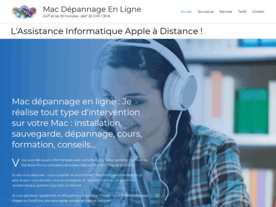 Alterclic, dépannage informatique