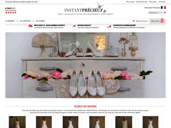 Robe de mariée de marque en ligne