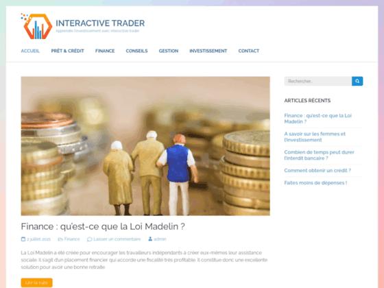 Investir en bourse et intervenir à court terme