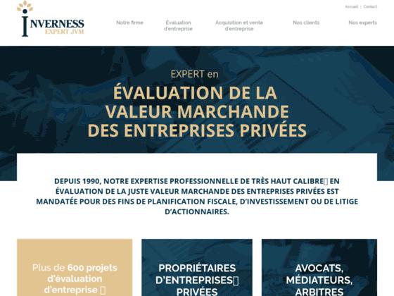 Évaluation d'entreprise Montréal