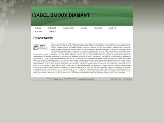 . Isabel bijoux