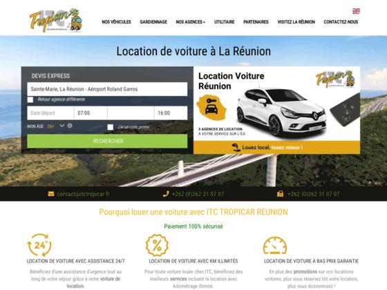 Location de voitures la Réunion