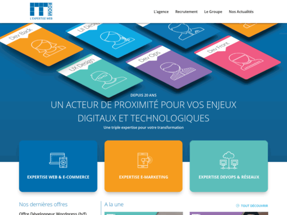 Agence web IT-Room