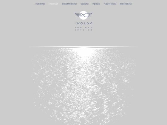 Скриншот сайта ivolga.in