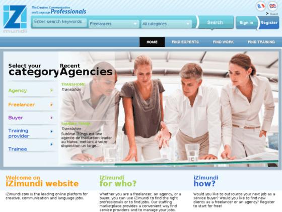 Annuaire des professionnels en ligne