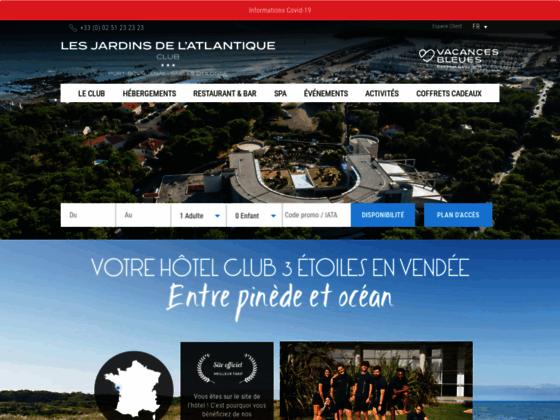 Hôtels 3 étoiles en Vendée