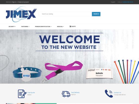 Jimex: Container loc