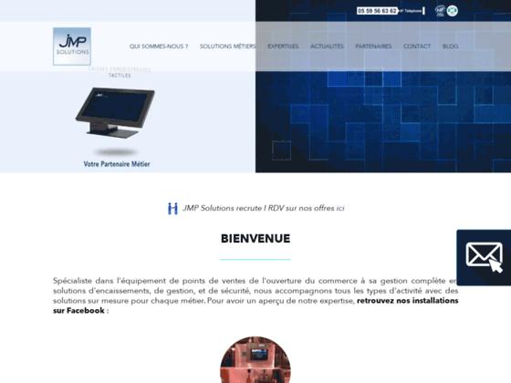 Caisses enregistreuses JMP Solutions