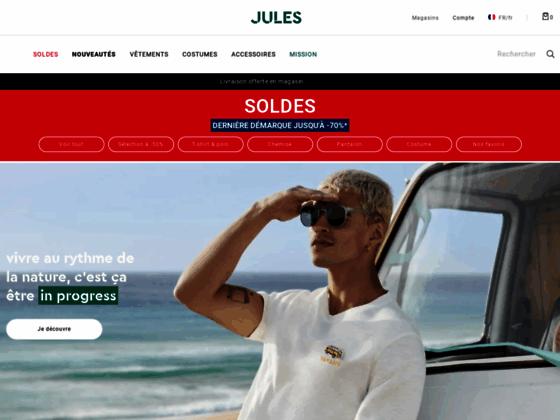 Jules Tunisie : conseils sur la mode homme