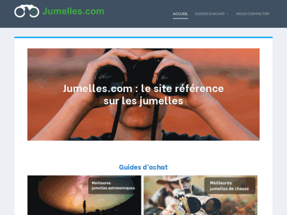 Jumelles, longue-vue - Jumelles.com