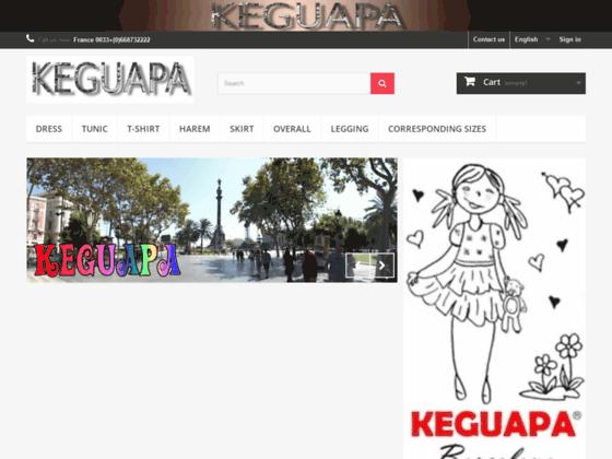 Keguay - achat de robe