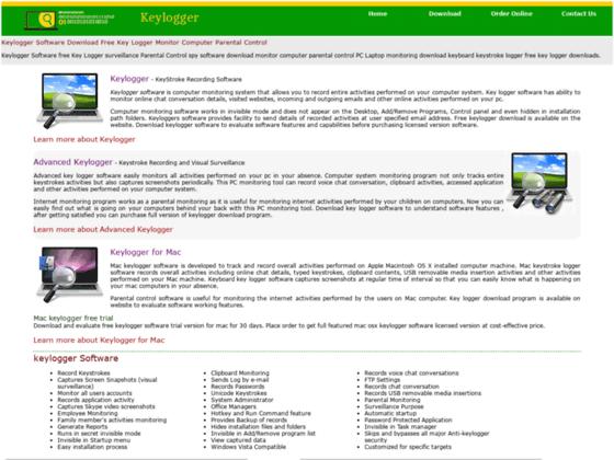 key logger downloads