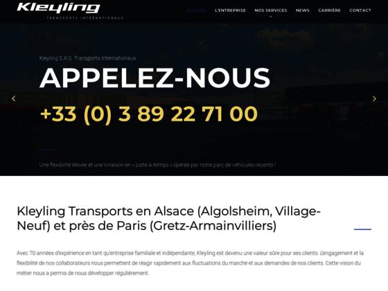 Transport routier en Seine et Marne