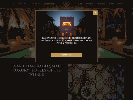 Golf-Hôtel Marrakech