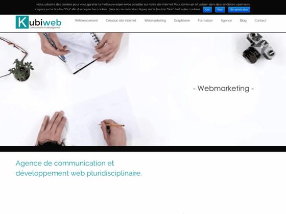 Kubiweb Agence Web Lyonnaise
