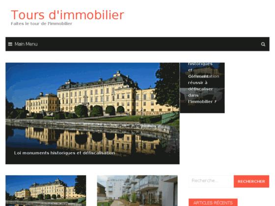 Immobilier Tours | annonces immobilières à Tours