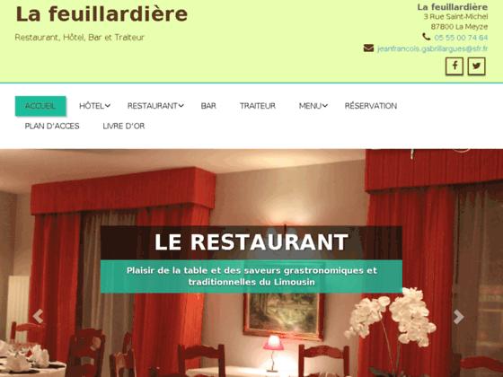 Hotel restaurant 87 la meyze