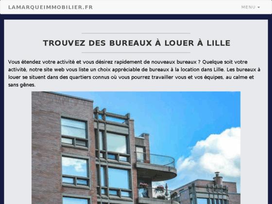 Agence immobilière La Madeleine
