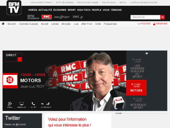 Blog La minute Buzz | laminutebuzz.rmc.fr