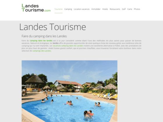 Tourisme Landes