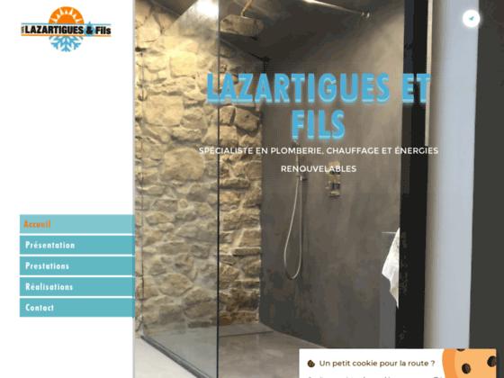 Plombier Barbaste - Lavardac : LAZARTIGUES ET FILS