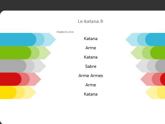 Guide sur le katana : Bokken,wakizachi,sabre