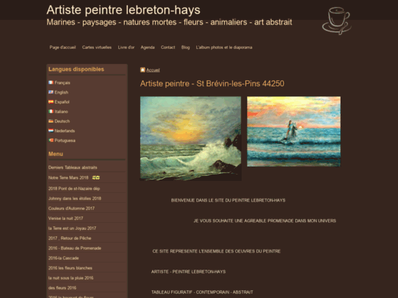 Artiste  des arts  lebreton  44250