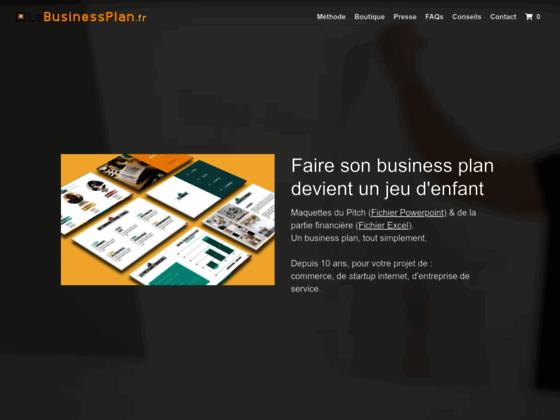 Business plan gratuit | Business plan