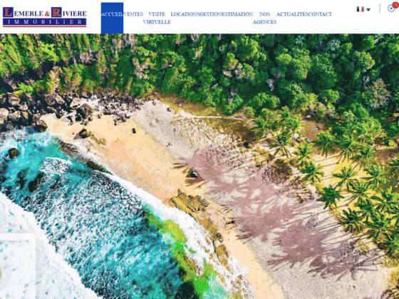 Lemerle&Rivière à La Réunion: l'as en immobilier