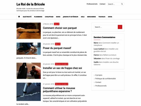 Leroidelabricole.fr : devis comparatifs de bricola