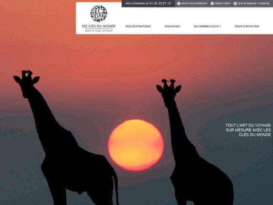 Les Clés du Monde - Afrique - La Tanzanie sur mesure