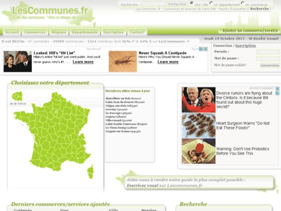 Communes de France