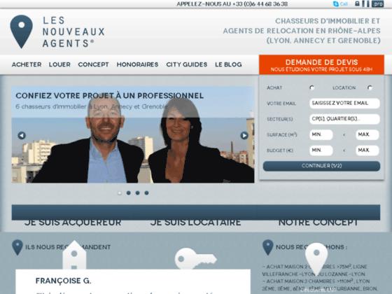 LNA: chasseurs immobiliers à Lyon
