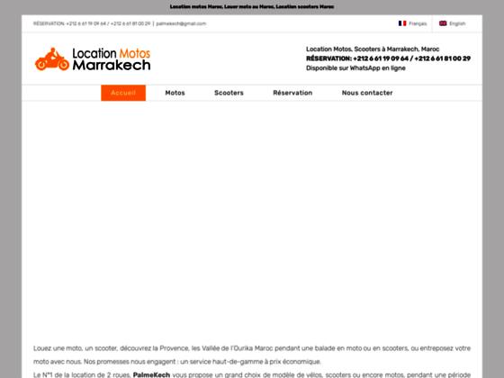 Location motos Maroc, Louer moto au Maroc, Location scooters Maroc
