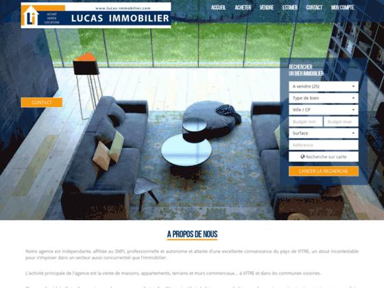 Agence immobilière Lucas Immobilier