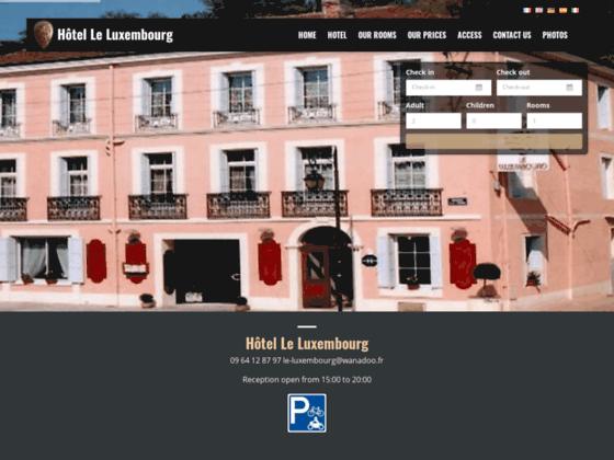 Hôtel Le Luxembourg – séjour détente en Tarn