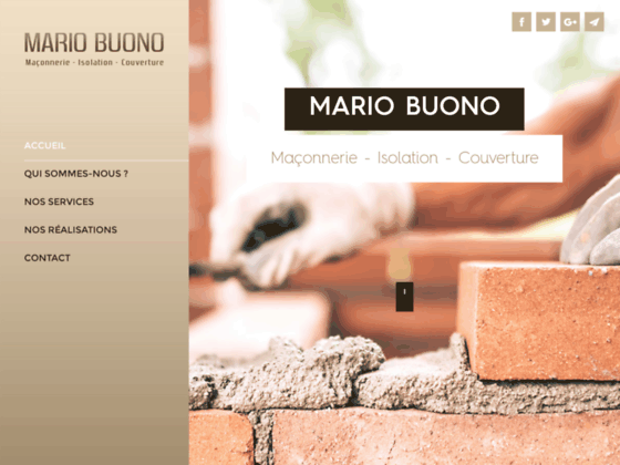 Carrelage Paris : MARIO BUONO