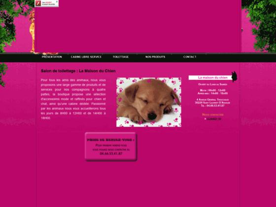 Maison du Chien: Salon de toilettage canin, chats