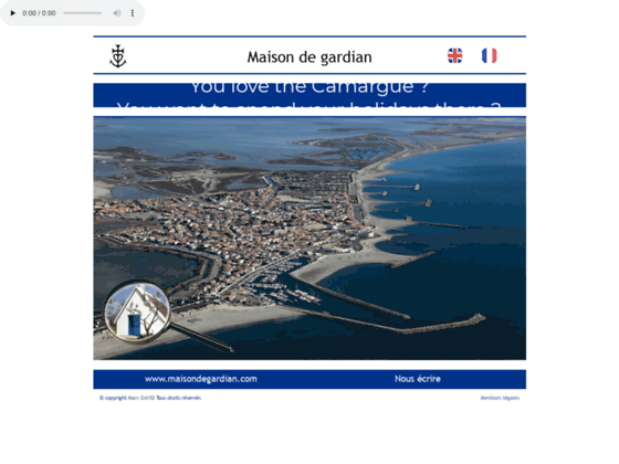 Vacances Camargue location Saintes Maries