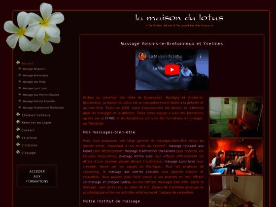 La Maison du Lotus - Massage Yvelines, (78)