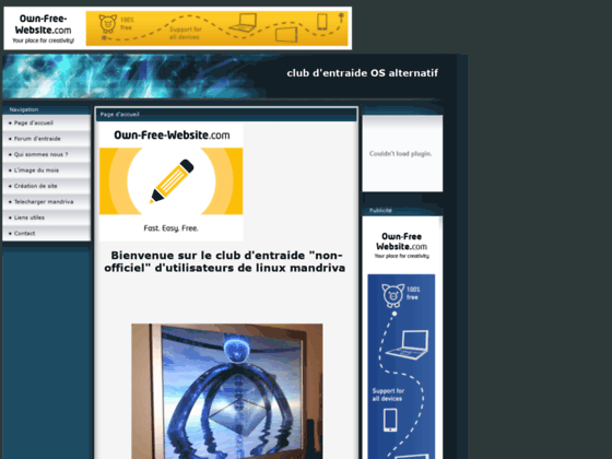 Forum et Site d\'entraide gratuite sur Mandriva Linux 2009
