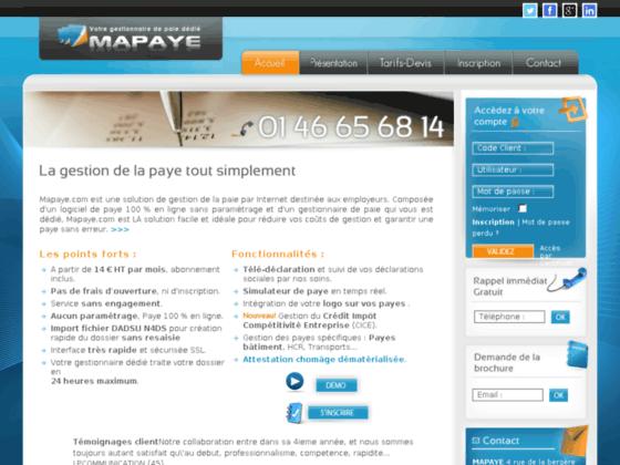 Bulletin de paye B2749