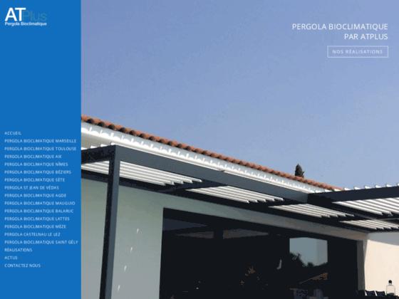 Pergola Bioclimatique Montpellier - 34