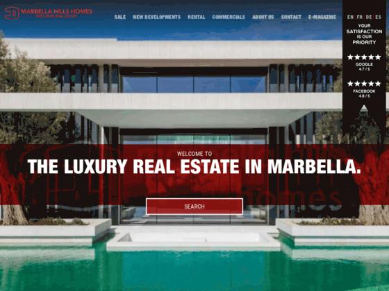 Achat de villa à Marbella