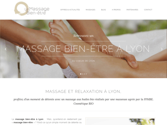 Massage Lyon