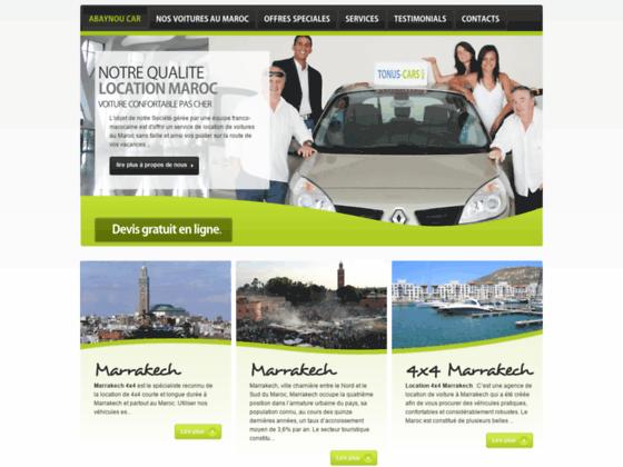 Location de 4x4 Marrakech au Maroc, offre de locat